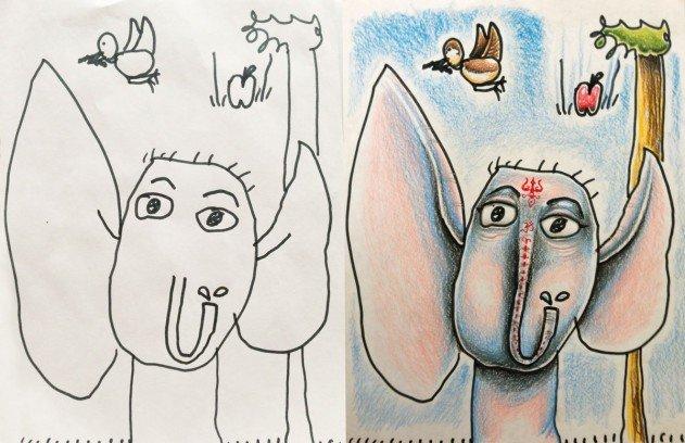 apuka-kiszinezte-gyermekei-rajzait-07